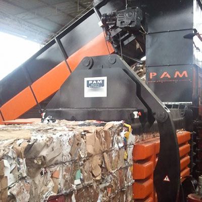 Full Auto Horizontal Balers