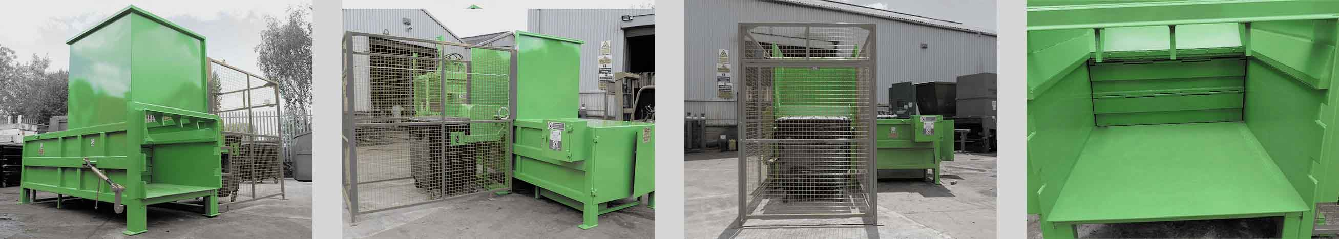Static Waste Compactor