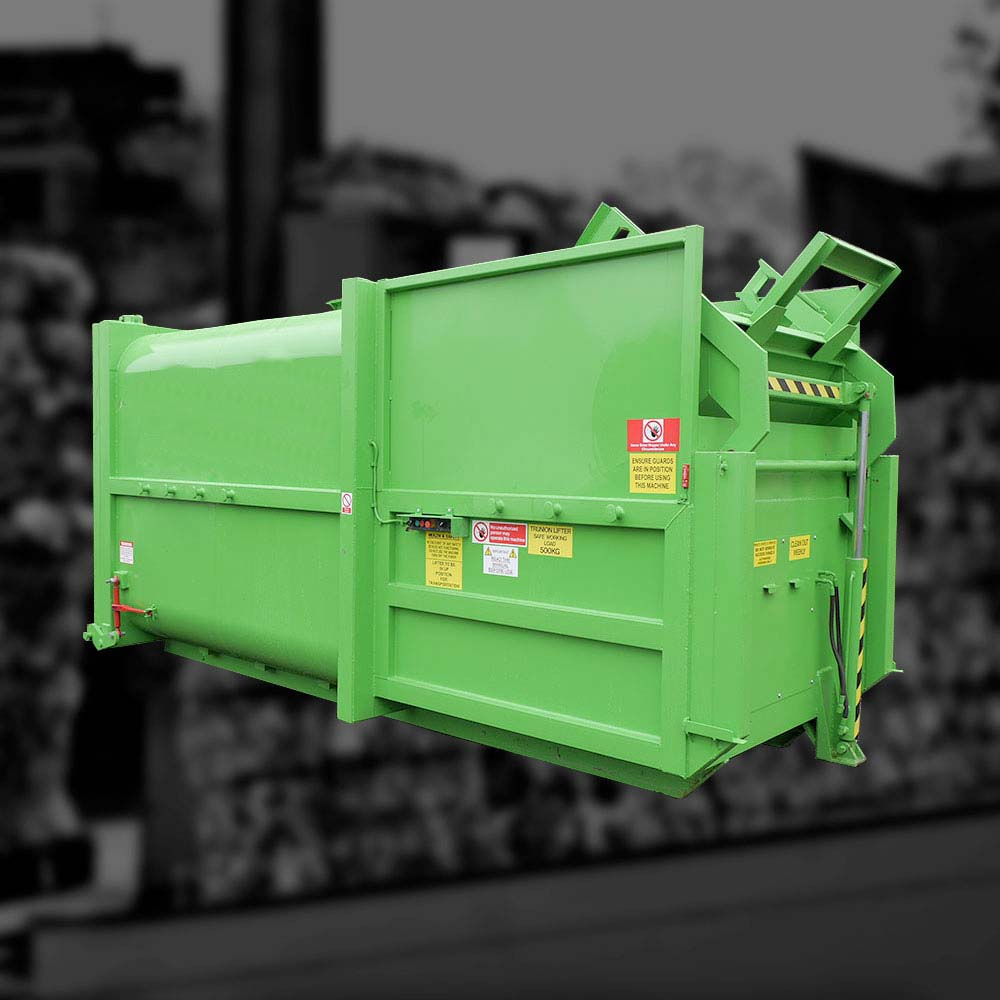 Waste Compactor | Recycling Balers
