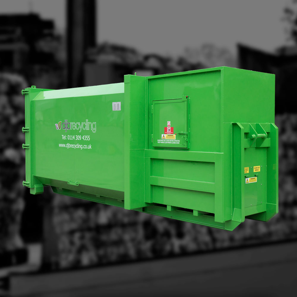 Portable Compactor   Recycling Balers