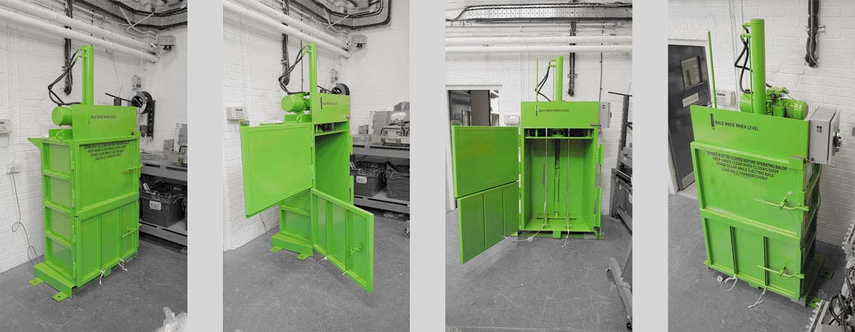 Small Waste Compactor